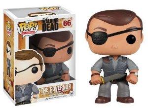 Funko Pop The Walking Dead The Governor #66