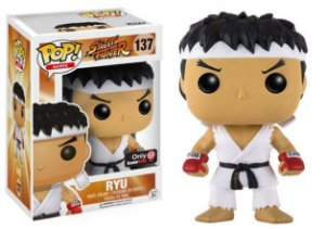 Funko Pop Street Fighter Ryu #137