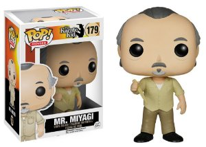 Funko Pop Karate Kid Mr Miyagi #179
