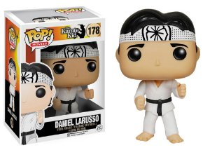 Funko Pop Karate Kid Daniel Larusso #178