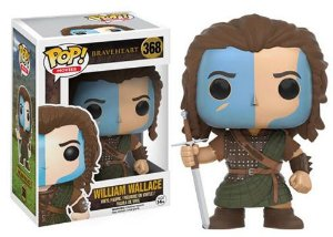 Funko Pop Braveheart William Wallace #368