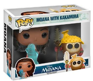 Funko Pop Disney Moana e Kakamora 2 Pack