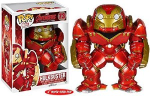 Funko Pop Marvel Avengers Hulkbuster Exclusivo #78