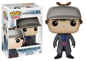 Funko Pop Sherlock Deerstalker Hat Exclusivo #291