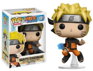 Funko Pop Naruto Shippuden - Naruto Rasengan #181