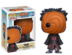 Funko Pop Naruto Shippuden Tobi #184
