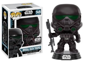 Funko Pop Star Wars imperial Death Trooper Exclusivo Smuggler's Bounty