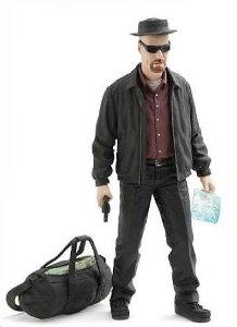 Breaking Bad Heisenberg - Mezco