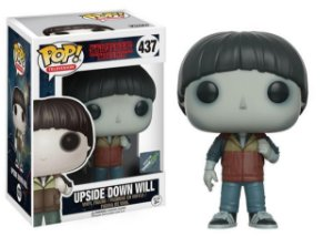 Funko Pop Stranger Things Upside Down Will Exclusivo #437