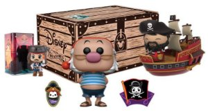 Funko Box Disney Treasures Pirate's Cove (Smee)