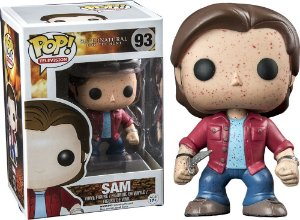 Funko Pop Supernatural Sam Blood Splatter Exclusivo #93