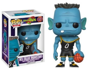 Funko Pop Space Jam M3 Blue Monstar #417
