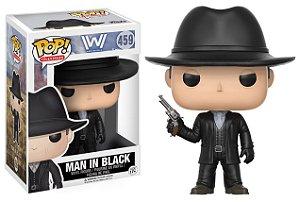 Funko Pop Westworld Man In Black #459