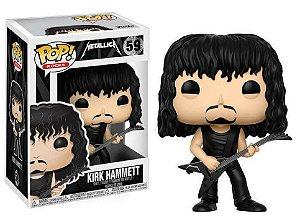 Funko Pop Metallica Kirk Hammett #59