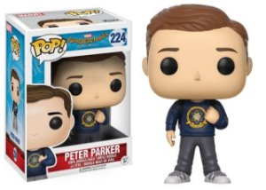Funko Pop Marvel Spider-man Homecoming Peter Parker #224
