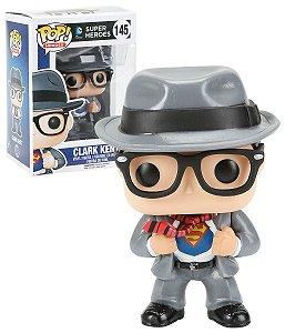 Funko Pop DC Clark Kent Superman Exclusivo #145