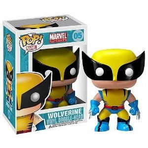 Funko Pop Marvel Wolverine #05