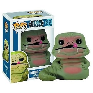 Funko Pop Star Wars Jabba the Hutt #22