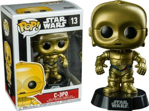 Funko Pop Star Wars C-3PO #13