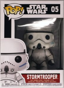 Funko Pop Star Wars Stormtrooper #05