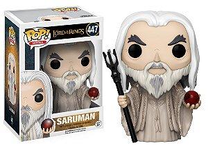 Funko Pop Senhor dos Aneis Saruman #447
