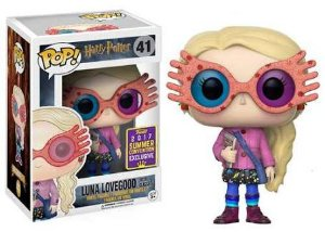 Funko Pop Harry Potter Luna Lovegood Exclusivo SDCC 17 #41
