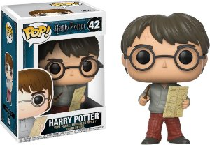 Funko Pop Harry Potter with Marauders Map #42