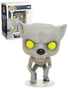 Funko Pop Harry Potter Remus Lupin Werewolf Exclusivo #49