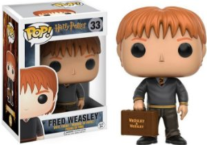 Funko Pop Harry Potter Fred Weasley #34