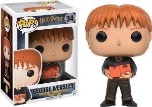 Funko Pop Harry Potter George Weasley #34