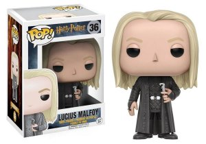 Funko Pop Harry Potter Lucius Malfoy #40