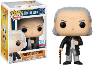 Funko Pop Doctor Who First Doctor Exclusivo NYCC #508