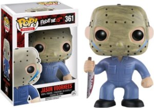 Funko Pop Terror Sexta Feira 13 Jason Voorhees Blue Suit Exclusivo #361