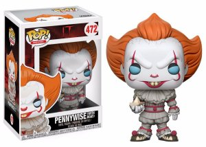 Funko Pop Terror Pennywise with Boat IT #472