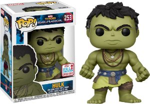 Funko Pop Marvel Thor Ragnarok Hulk Exclusivo NYCC #253