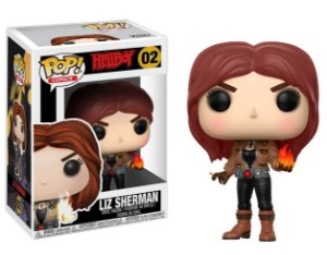 Funko Pop Hellboy Liz Sherman #02