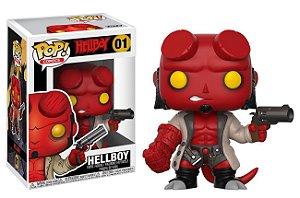 Funko Pop Hellboy Jacket #01