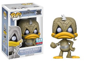 Funko Pop Disney Kingdom Hearts Donald Halloween NYCC#268