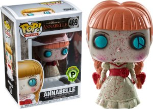 Funko Pop Terror Annabelle Blood Splatter Exclusiva #469