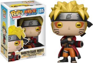 Funko Pop Naruto Shippuden Sage Mode Exclusivo #185