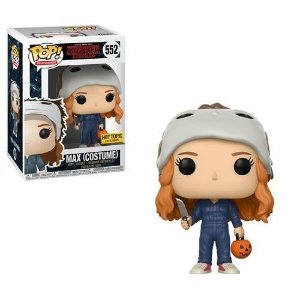 Funko Pop Stranger Things Max Costume Exclusiva #552