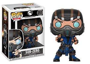 Funko Pop Mortal Kombat Sub-Zero #251