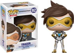 Funko Pop Overwatch Tracer Exclusiva #92