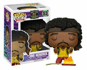 Funko Pop Jimi Hendrix Monterey Exclusivo #53