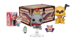 Funko Box Disney Treasures Festival Friends