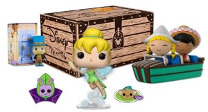 Funko Box Disney Treasures Tiny Town Tinkerbell