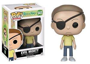 Funko Pop Rick E Morty - Morty Exclusivo #141