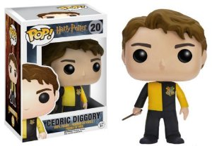 Funko Pop Harry Potter Cedric Diggory Exclusivo #20