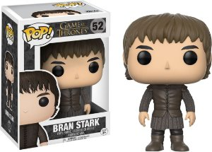 Funko Pop Game of Thrones Bran Stark #52