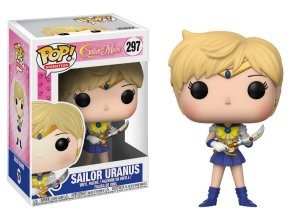 Funko Pop Sailor Moon - Sailor Uranus #297